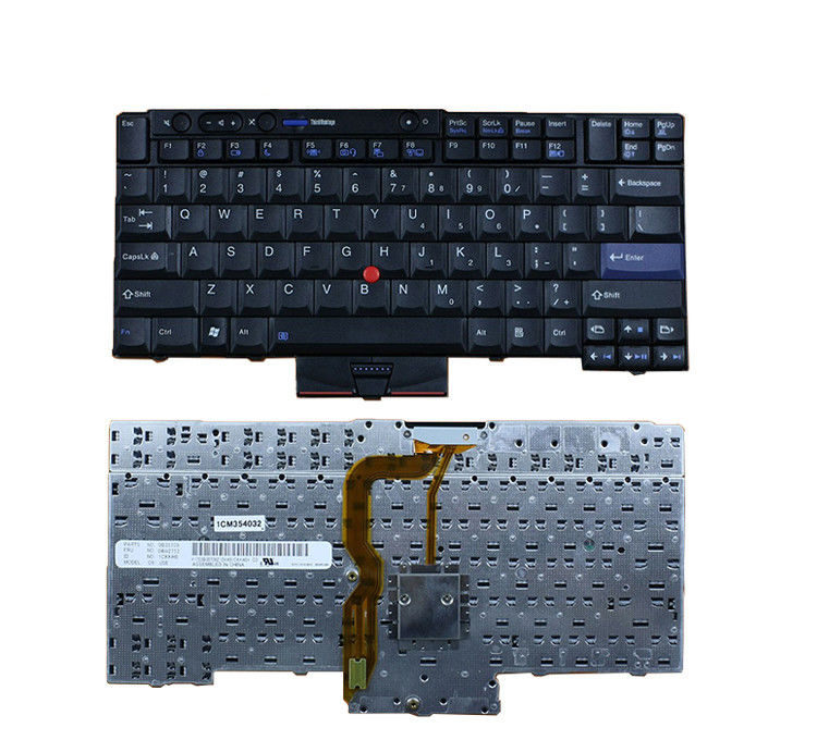 Wired Type PC Laptop Keyboard Applicate For Lenovo Thinkpad T410