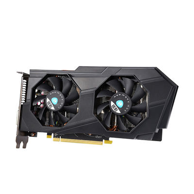 240 * 120 mm Computer Graphics Card , Black 4GB DDR5 Desktop Graphics Card