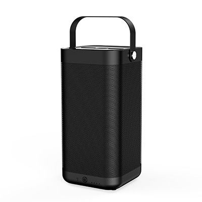 China Wireless Portable Outdoor Bluetooth Speakers IPX6 Waterproof Dual 16W Drivers factory