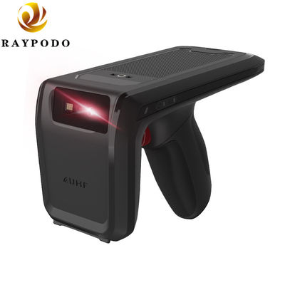 UHF RFID Long Range 7m Industrial Barcode Scanner Compatble With Mobile Phone PDA / Computer