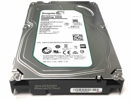 Internal Computer Hard Disk Drive Recertified WD Seagate 3.5'' 1TB Capacity For DVR / Computer